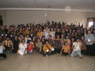 Indonesia,Pastoral counselors, Souldrama conference